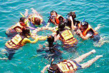 snorkeling 4island